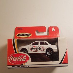 coca cola matchbox ford falcon car new in box